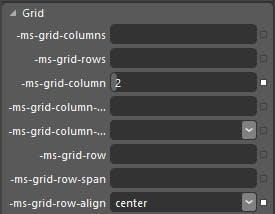 Grid-Fenster 3