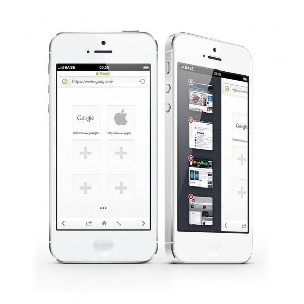 Mohamed Kerroudj und sein neuester Clou in Sachen Flat-Design für iOS 7.