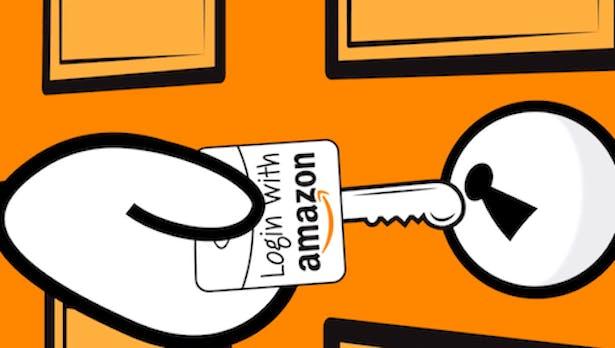 """Amazon startet """"Login with Amazon"""" für Websites und Apps"""