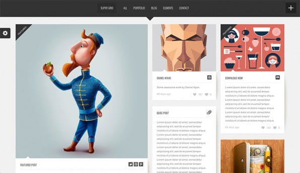 supergrid_wordpress_portfolio_theme