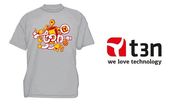 T-Shirt Gesamtansicht