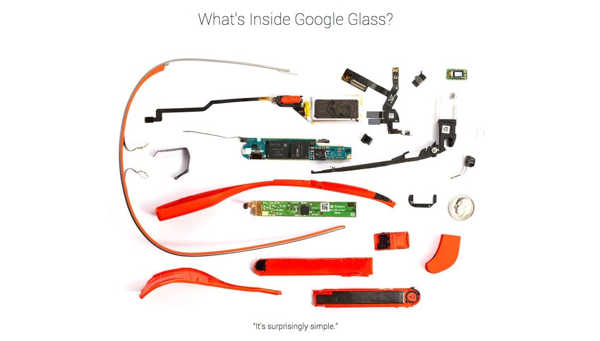 t3n-Linktipps: Google-Glass-Teardown und iOS-7-Walkthrough durch alle neuen Features