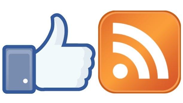Entwickler entdeckt Hinweise auf RSS-Reader von Facebook