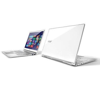 Hochauflösendes Display und Haswell-CPU: Das neue Acer S7