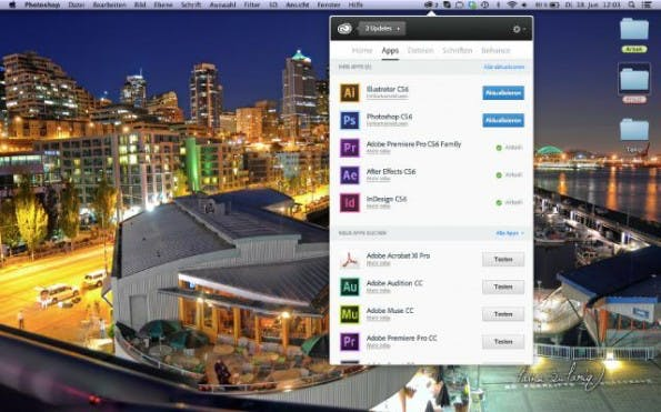 Adobe verlagert seine gesamte Software in die Cloud und drängt Kunden dazu, einen Benutzeraccount anzulegen, etwa um von Updates zu profitieren. Das könnte sich nun rächen.