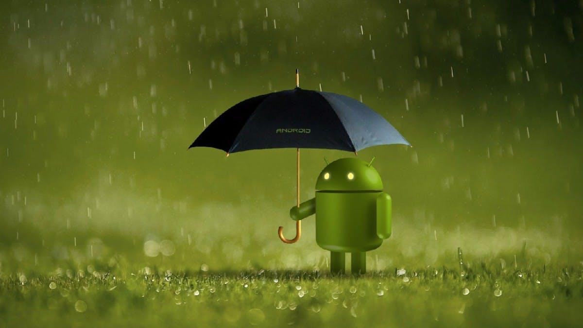 10 coole Wetter-Apps und -Widgets für Android