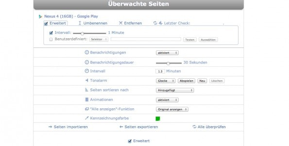 chrome-page-monitor