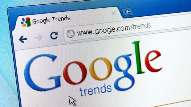 Google Trends: Die angesagtesten Suchanfragen jetzt auch in Deutschland