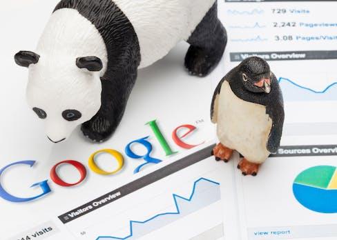 Pinguin, Panda & Co. – Eine Reise durch den Google-Zoo
