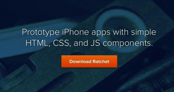 (Screenshot: Ratchet/github)