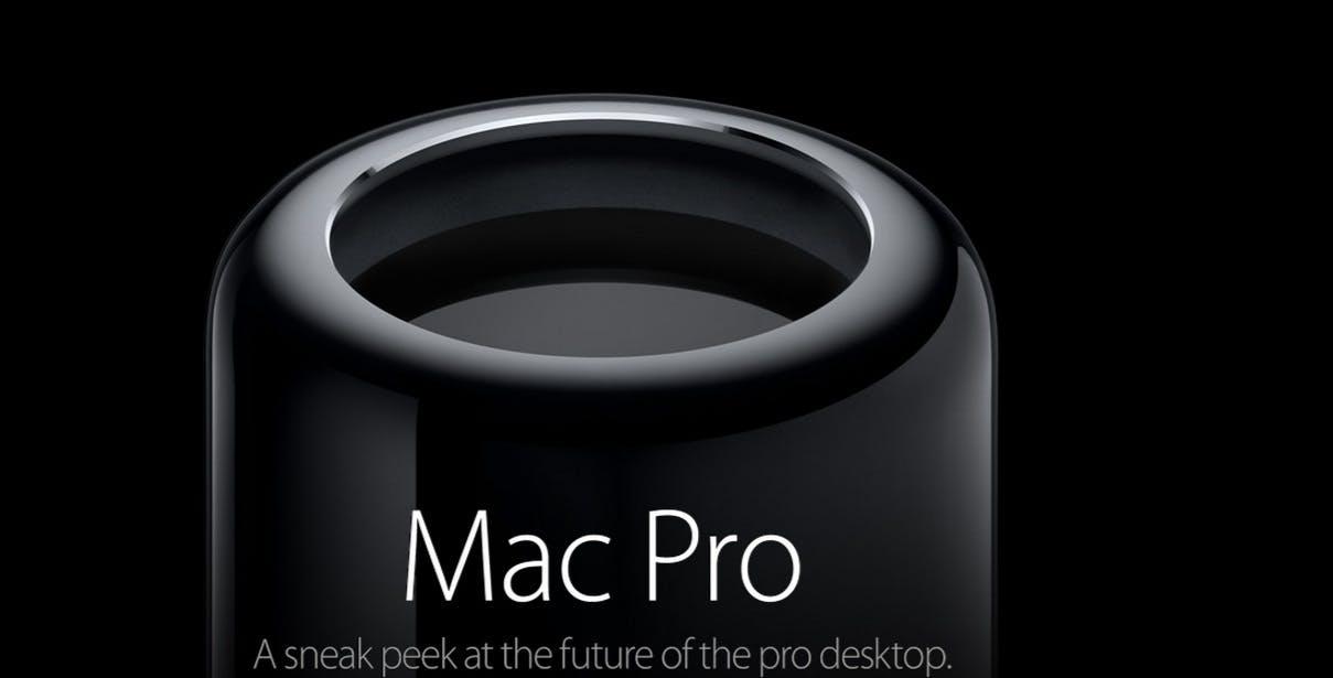 Apple Mac Pro: Neues Modell ab Donnerstag erhältlich