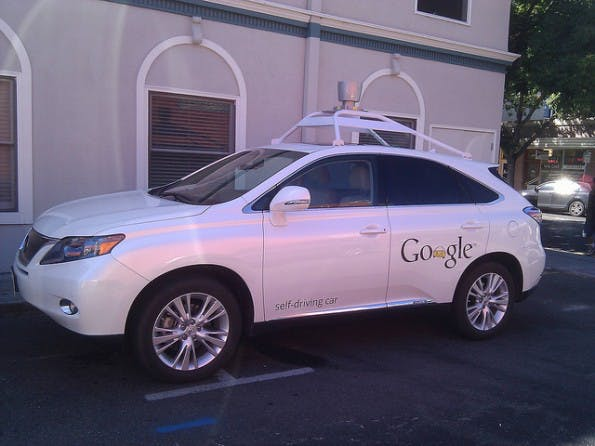 Selbstfahrende Autos könnten laut McKinsey irgendwann Teil unseres Alltags sein. (Foto: Mark Doliner)