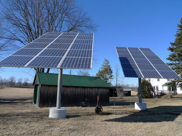 Neben einem Öl- und Gasboom glaubt man bei McKinsey auch an erneuerbare Energien. (Foto: spanginator)