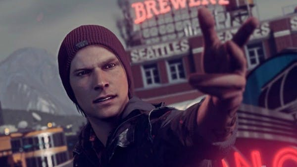 Infamous: Second Son für PlayStation 4.