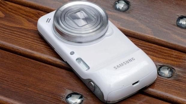 Samsung Galaxy S4 Zoom: Smartphone-Kamera-Hybride mit optischem 10-fach-Zoom ist offiziell