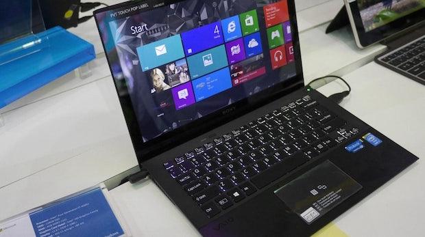 Sony Vaio Pro 11: Haswell-Ultrabook wiegt weniger als ein Kilogramm