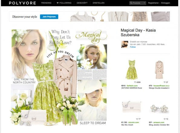 (Screen: Polyvore/Magical Days)