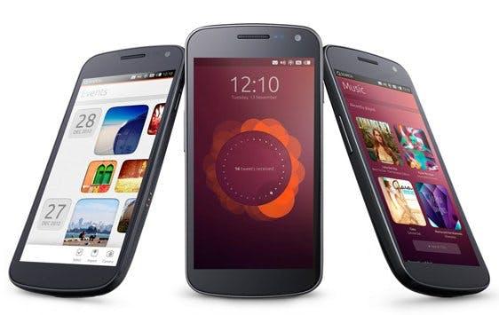 Ubuntu Phone OS im Aufwind: Deutsche Telekom und sieben weitere Anbieter als Unterstützer