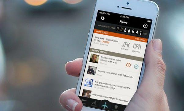 """Startup-Steckbrief: """"Flying"""" – iPhone-App für Vielflieger und Flugreisende"""