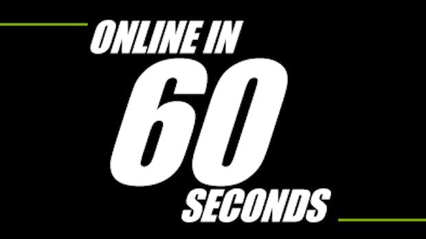 Was in 60 Sekunden im Internet passiert [Infografik]