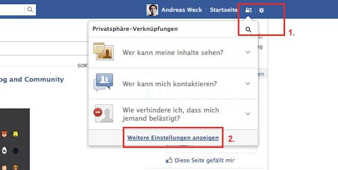 Facebook-App entfernen