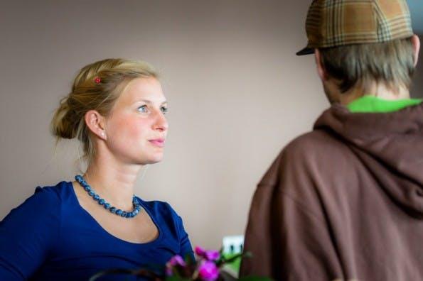 Feel-Good-Managerin Magdalena Bethge. (Foto: Jimdo)