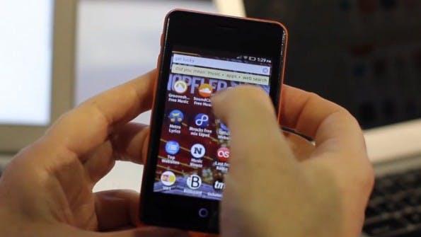 Firefox OS soll ohne App-Stores auskommen, obwohl es einen Marketplace gibt. (Bild: Mozilla)