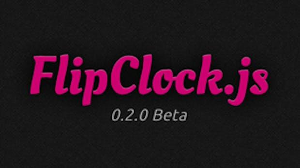 FlipClock.js: Flexibles Skript für Uhren, Countdowns und Timer
