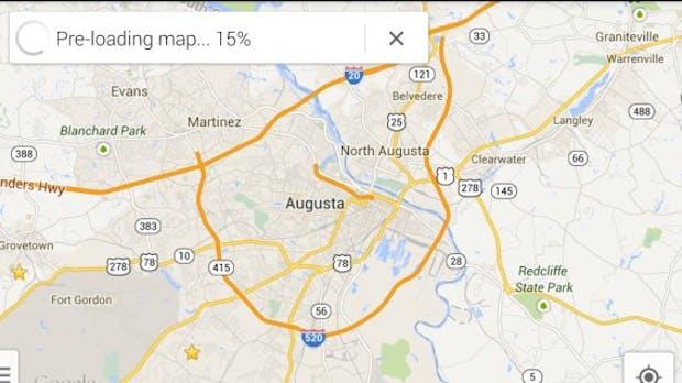 Offline-Karten in Google Maps 7.0 – So geht\'s