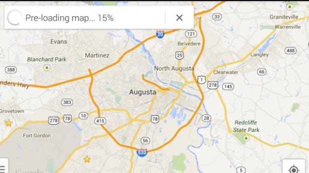 Offline-Karten in Google Maps 7.0 – So geht's on