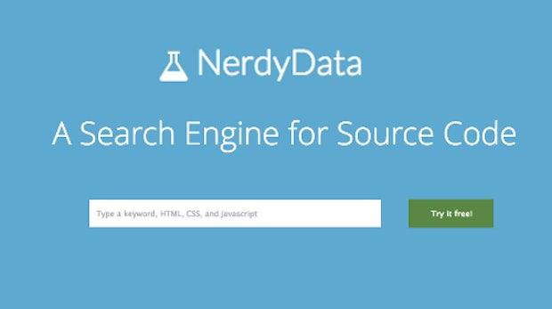 NerdyData –Neue Suchmaschine für Quelltext
