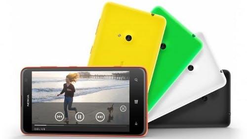 Lumia 625: Windows-Phone mit 4,7-Zoll-Display für 299 Euro
