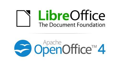 OpenOffice und LibreOffice beide in neuer Major-Version 4 erschienen