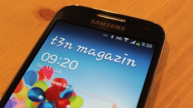 Samsung Galaxy S4 mini im Test
