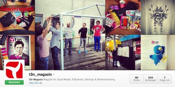 Folge t3n auf Instagram: Wir halten dich mit Infos fernab unserer News auf den Laufenden.