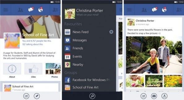 (Screenshot: blogs.windows.com)