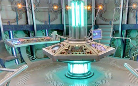 Schon wieder ein Easteregg: StreetView zeigt Dr. Whos Raum-Zeit-Maschine TARDIS