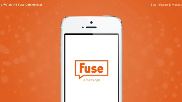 Fuse: Die wichtigsten sozialen Netzwerke in einer App