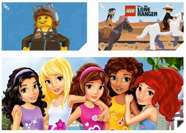 LEGO Club Magazine: Comics für den Unternehmenserfolg. (Quelle: LEGO)
