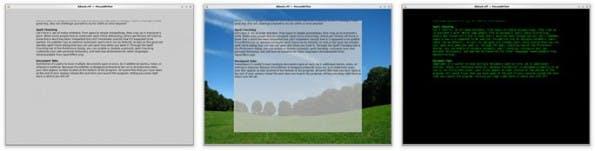 Focuswriter bietet unzählige Möglichkeiten zur Anpassung und ist Open-Source. (Screenshots: Focuswriter)