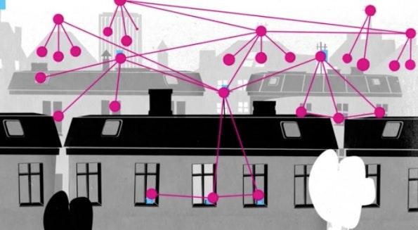 Mesh-Netzwerke wie Freifunk stehen für ein freies, dezentrales Netz. (Bild: Freifunk)