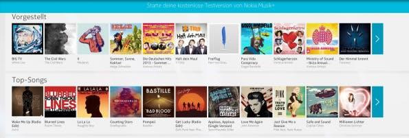 musikstreaming-dienste nokia music