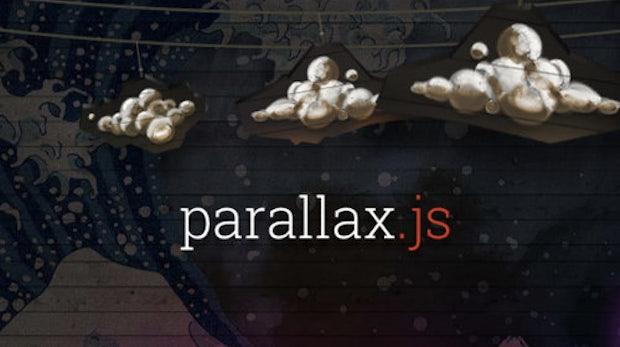 Parallax.js: JavaScript-Bibliothek reagiert auf Smartphone- und Tablet-Neigung