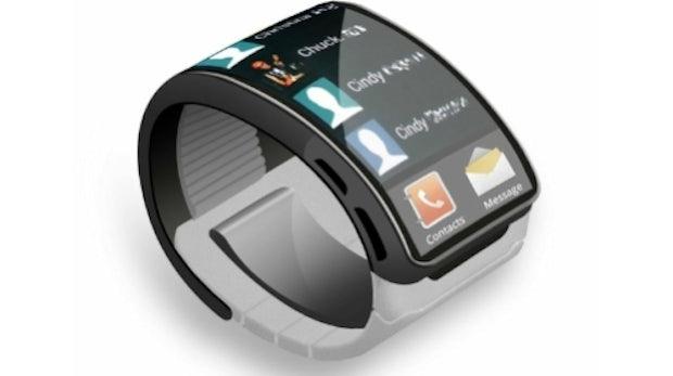 Galaxy Gear: Android-Smartwatch von Samsung mit Dual-Core-Prozessor zur IFA erwartet