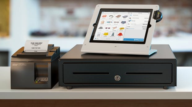 Shopify POS bringt das Shopsystem ins Ladengeschäft
