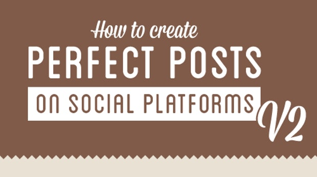 So erstellst Du den perfekten Social-Media-Post