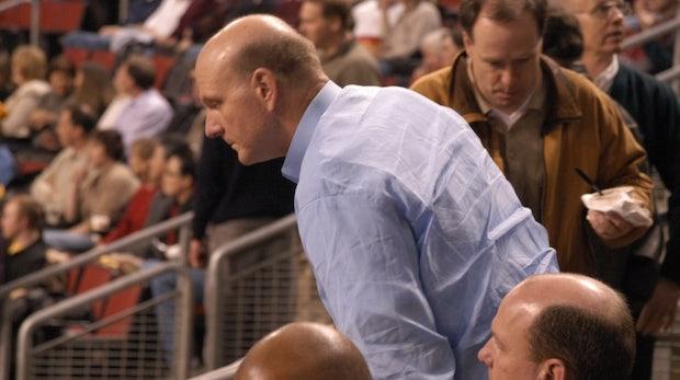 Microsoft: Steve Ballmer kündigt überraschend seinen Rücktritt an