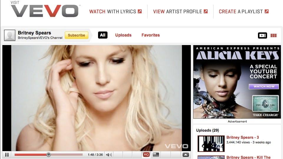 Vevo kommt nach Deutschland: US-Musikvideoportal einigt sich mit GEMA [Update]