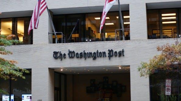 Amazon-Gründer Bezos hat kürzlich die Washington Post gekauft. (Foto: Dion Hinchcliffe / Flickr Lizenz: CC BY-SA 2.0)