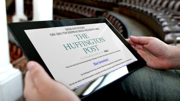 Huffington Post Deutschland - Das denken Journalisten und Blogger über die Plattform [Teil 3]